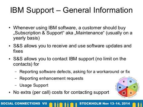 ibm help desk number debugging ibm connections for the impatient admin social