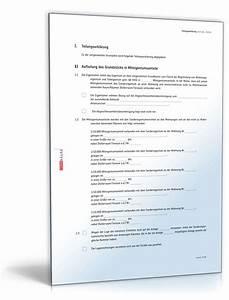 Abnahme Gemeinschaftseigentum Checkliste : teilungserkl rung wohnungseigentum vorlage zum download ~ Lizthompson.info Haus und Dekorationen