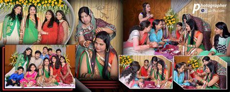 traditional wedding gold pack photographer delhi