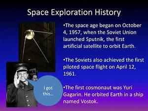 PPT - Space Exploration Past, Present, Future PowerPoint ...