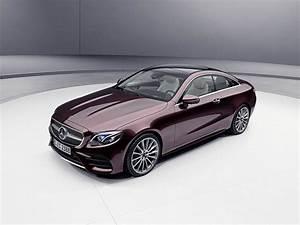Mercedes E Class : 2018 mercedes e class debuts high tech 48v turbo four carscoops ~ Medecine-chirurgie-esthetiques.com Avis de Voitures