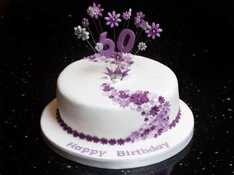 60th birthday ice cream cake. 60th-Birthday-Cake-decorating-ideas Simple & effective... pink flowers & 80 ob… | Birthday cake ...