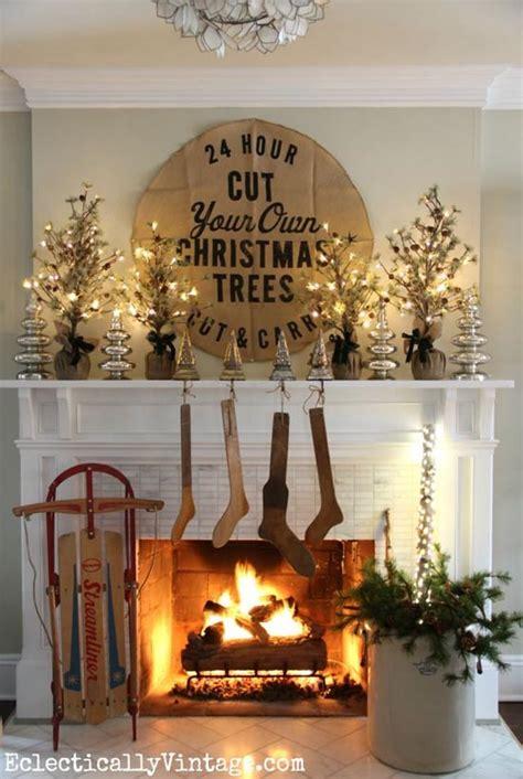 Kamin Dekorieren Weihnachten by 50 Most Beautiful Fireplace Decorating Ideas