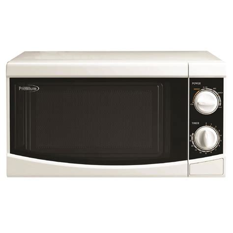 best small microwave premium 0 7 cu ft counter top microwave oven in white 1636