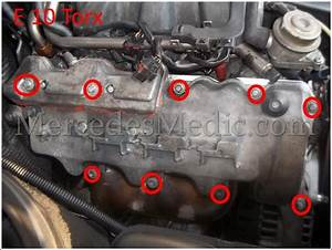 Service Manual  How To Replace Valve Cover Gasket On A 2005 Cadillac Srx