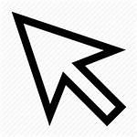Cursor Mouse Pointer Icon Icons Clipart Transparent