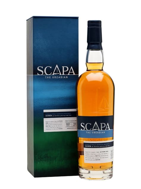 Scapa Skiren S Tch Whisky The Whisky Exchange