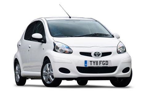 Toyota Car : Toyota Aygo City Car (2005-2014) Review