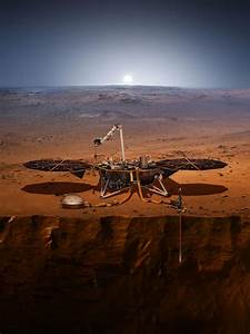 NASA's InSight Launch: Official, Informal Viewing Sites ...