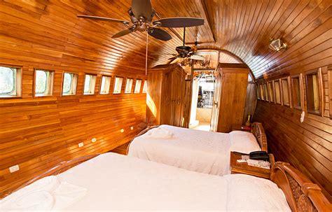costa rica  fuselage home  boeing hotel