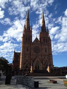 St. Mary's Cathedral - Sydney