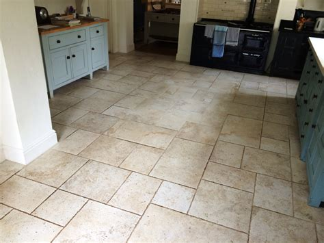 Kitchen Porcelain Tiles And Grout Refresh  Porcelain Tile