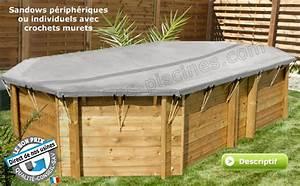 Bache Pour Piscine Rectangulaire : bache opaque hiver bassins hors sols couvertures piscines ~ Dailycaller-alerts.com Idées de Décoration
