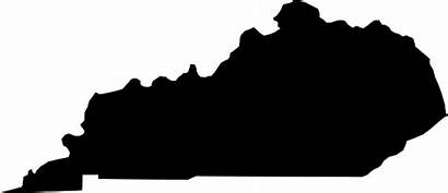 Kentucky State Clip Shape Clipart Shapes Vector