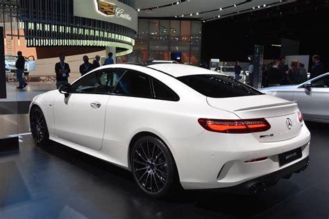 Detroit 2018 Mercedesamg E 53 Gtspirit
