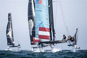 Extreme Sailing Series / Red Bull Sailing Team recover ...