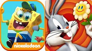 Spongebob Squarepants Sponge On The Run Vs Looney Tunes