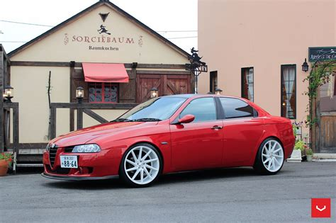Alfa Romeo Wheels by Alfa Romeo 156 Vossen Cvt Vossen Wheels