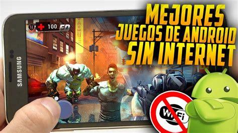 Observa como tus héroes luchan por sí solos. MEJORES JUEGOS PARA ANDROID SIN INTERNET!! - 2018   EN ESPAÑOL - YouTube