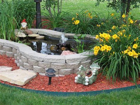 small fish pond ideas 25 beautiful minimalist garden house with fish pond ideas bosidolot