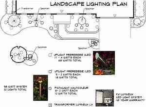 How to plan landscape lighting design : Jessica m fox landscape design consulting