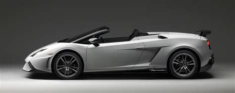 Lamborghini Gallardo Lp 570-4 Spyder Performante Specs