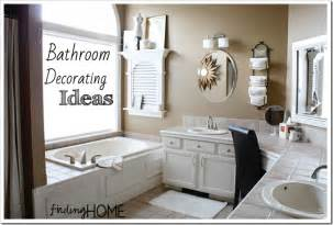 bathroom accessories ideas 7 bathroom decorating ideas master bath finding home farms