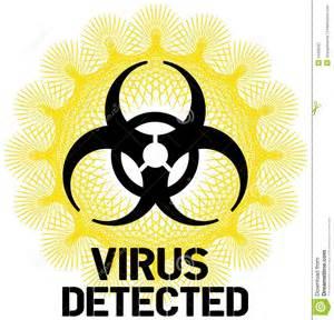 Computer Virus Warning Signs