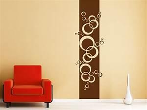 Wandgestaltung Mit Klebeband : w nde dekorativ streichen ~ Markanthonyermac.com Haus und Dekorationen