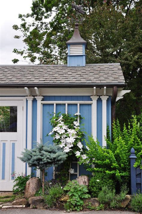 decorating a shed 10 ideas to style your garden shed