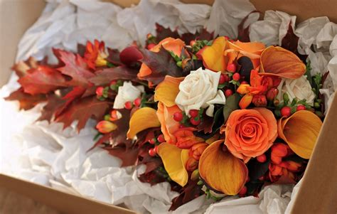 Wedding Flowers Blog Alisons Autumn Wedding Flowers