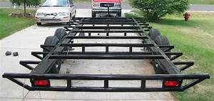 Pics Of My Car Hauler Trailer Built With A Millermatic 175