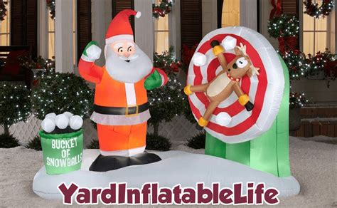 guide to the best yard inflatables yard inflatable life