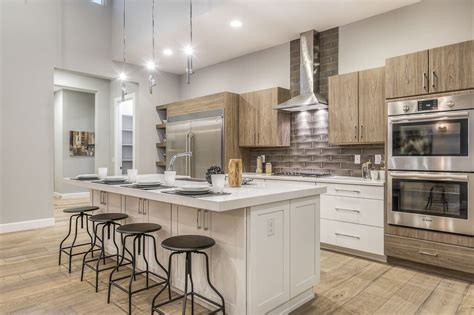 Sage Green Kitchen Cabinets With Black Appliances by 44 Kitchens With Double Wall Ovens Photo Examples