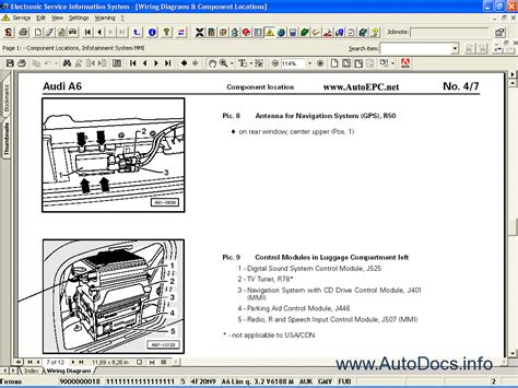 small engine repair manuals free download 2003 audi a4 electronic toll collection audi volkswagen elsa 3 9 repair manual order download
