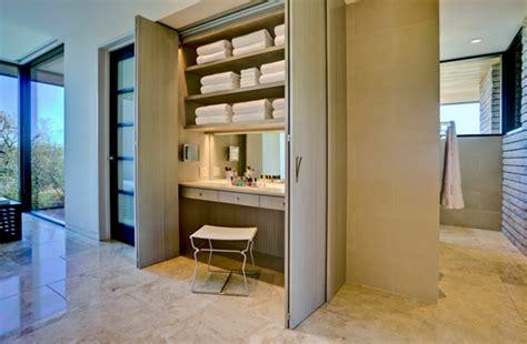 Schreibtisch Im Schrank Integriert Wohndesign