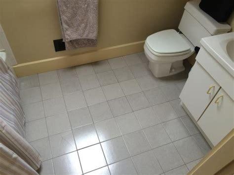 Bathroom Remodel Prepping Subfloor For Replacing Tile