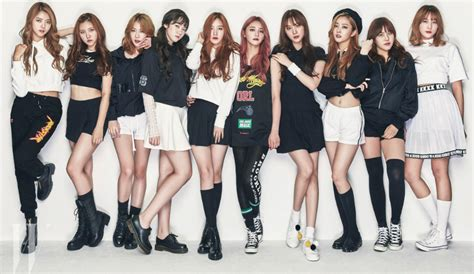 Pristin K-pop Rookie Girl Group Changes Name From Pledis