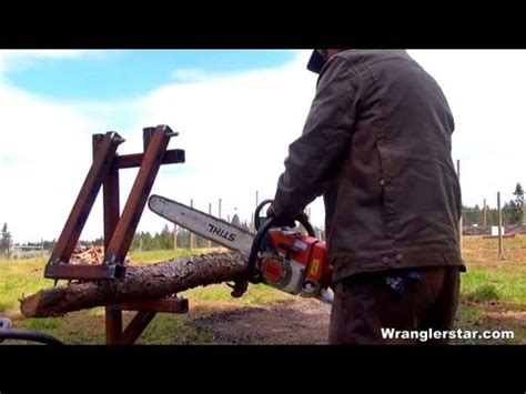 cut firewood youtube