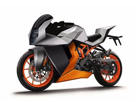 Modification Ktm Rc 390 by This Modified Ktm Rc390 Tries To Be A Rc8 Drivespark News