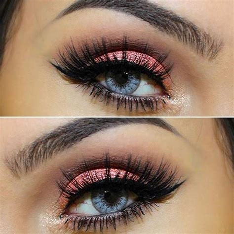 eye makeup ideas  blue eyes page    stayglam