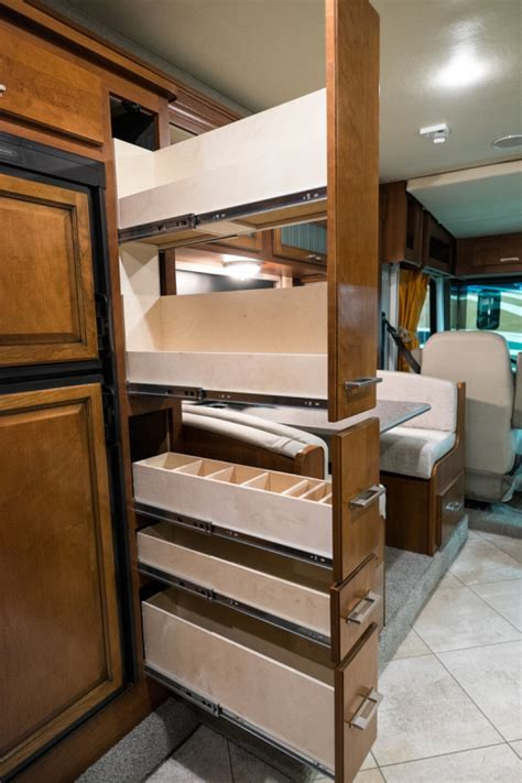 Introducing the 2015 Trek RV   A Motorhome for the Future
