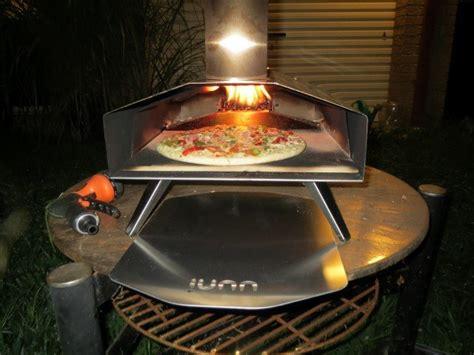 uuni wood fired oven wood smoke fire  food bbq forum