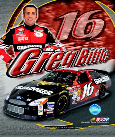 greg biffle nascar driver car  company sponsor photo