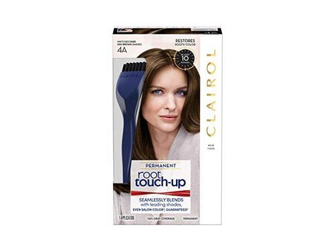 Clairol Nice N' Easy Root Touch-up Hair Coloring Tools, 4a