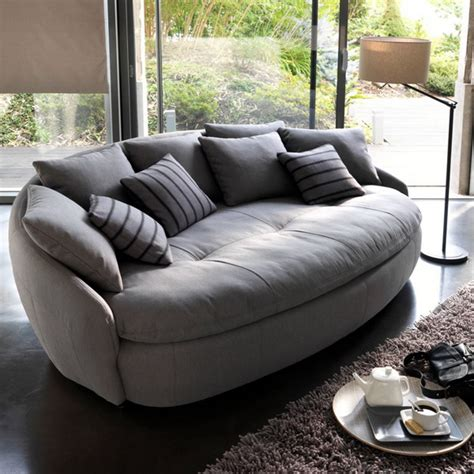 canape rond modern sofa top 10 living room furniture design trends