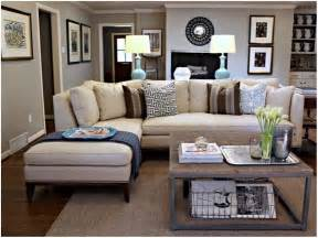 Beige Sectional Living Room Ideas by Sof 225 S