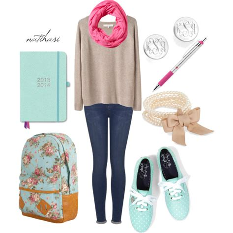 Cute Outfit For School Polyvore | www.pixshark.com ...