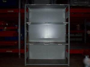Garage Rousseau : 24 x 48 x 69 rousseau industrial shelving 4 shelves ~ Gottalentnigeria.com Avis de Voitures