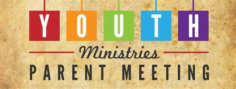 youth parents meeting immanuel baptist church richmond va